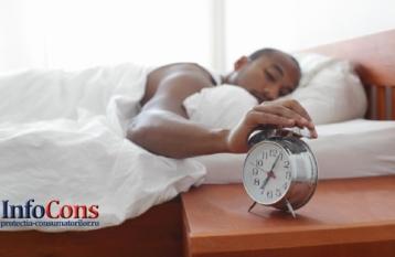 Recuperarea somnului în weekend nu este eficient