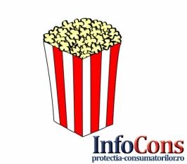Popcorn chiar si cu 82% zahar!