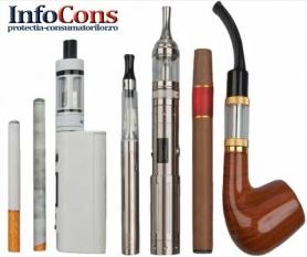 Țigaretele electronice, un pericol pentru adolescenți