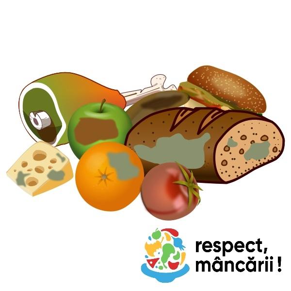 Reducerea cantității de alimente risipite
