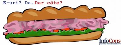Câte E-uri găsim într-un sandviș cu Pâine și Pate?