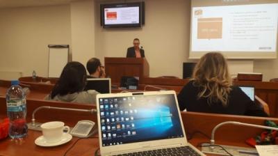 Reprezentanții InfoCons participă la întâlnire de lucru din cadrul proiectului Social Truth