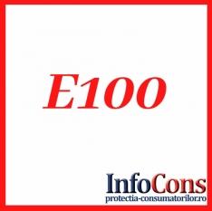 Definiție pentru E100