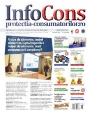 Din activitatea Infocons -  Lansare Ziarul InfoCons nr. 6 - Anul 2