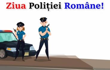 25 martie - Celebrare Ziua Poliției Române