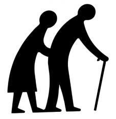 Populația în vârstă din regiunile UE