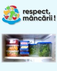 Învățam cât trăim așa că e bine sa fim mereu informați! Respect mâncării!