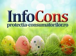 Cumperi ouă pentru masa de Paște? Ia aminte la sfaturile adresate de InfoCons consumatorilor!