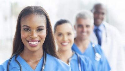 Majoritatea locurilor de muncă în sănătate sunt deținute de femei