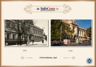 Ieri și Azi - Universitatea din Iași