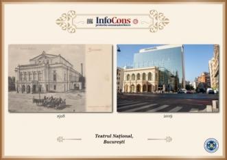 Ieri și Azi - Teatrul Național București