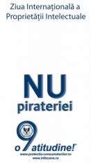 26 Aprilie - Ziua Mondială a Proprietății Intelectuale!