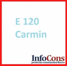 E120 -carmin