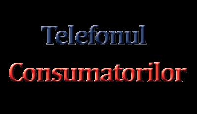 Telefonul Consumatorilor