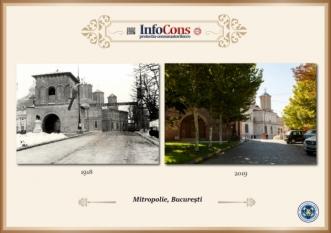 Ieri si Azi - Mitropolia din Bucuresti