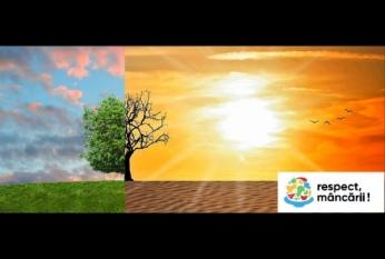 42 % dintre consumatori români conștientizează impactul pe care îl pot avea schimbările climatice și securitatea alimentelor!