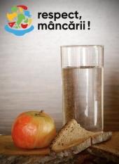 Risipa alimentară ne distruge  planeta! Risipa de apa!