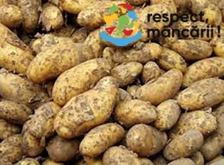 Povestea cartofului