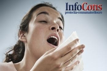 Ghid prim ajutor - reactia alergica