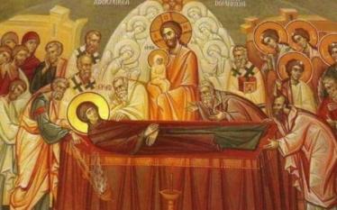 15 August Sărbătoarea Adormirii Maicii Domnului