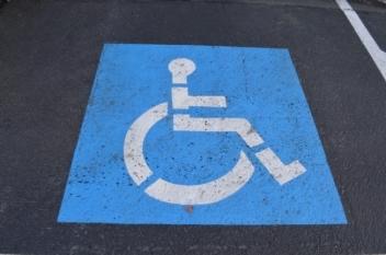 Tichetul european de parcare pentru persoanele cu handicap – România
