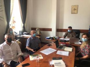 Reprezentantii InfoCons au participat la intalnirea de lucru pe tema risipei alimentare desfasurata la Ministerul Agriculturii si Dezvoltarii Rurale