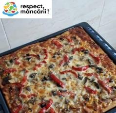 Stiati ca, cea mai scumpa pizza din lume (Louis XIII Very Expensive Pizza) costa 8.300 de euro?