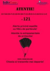 20 alerte protectia consumatorilor pentru 121 tipuri de masti neconforme! Atentie ce cumperi! Atentie ce folosesti!