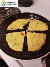 Omleta si risipa alimentara