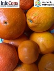 Portocala – fructul sezonului de iarna! Atentie la risipa alimentara!