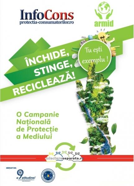 Miscarea de Protectia Consumatorilor a semnat un Protocol de Colaborare Asociatia pentru Reciclare si Managementul Integ