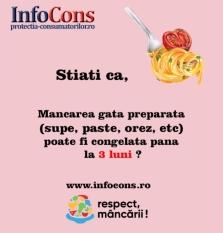 Sfaturi utile despre congelarea alimentelor !