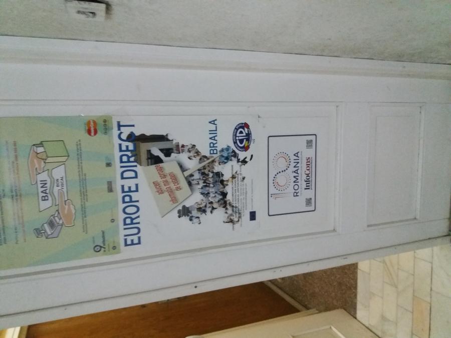 Consiliu Judetean Braila, Localitatea Braila InfoCons - Protectia Consumatorului