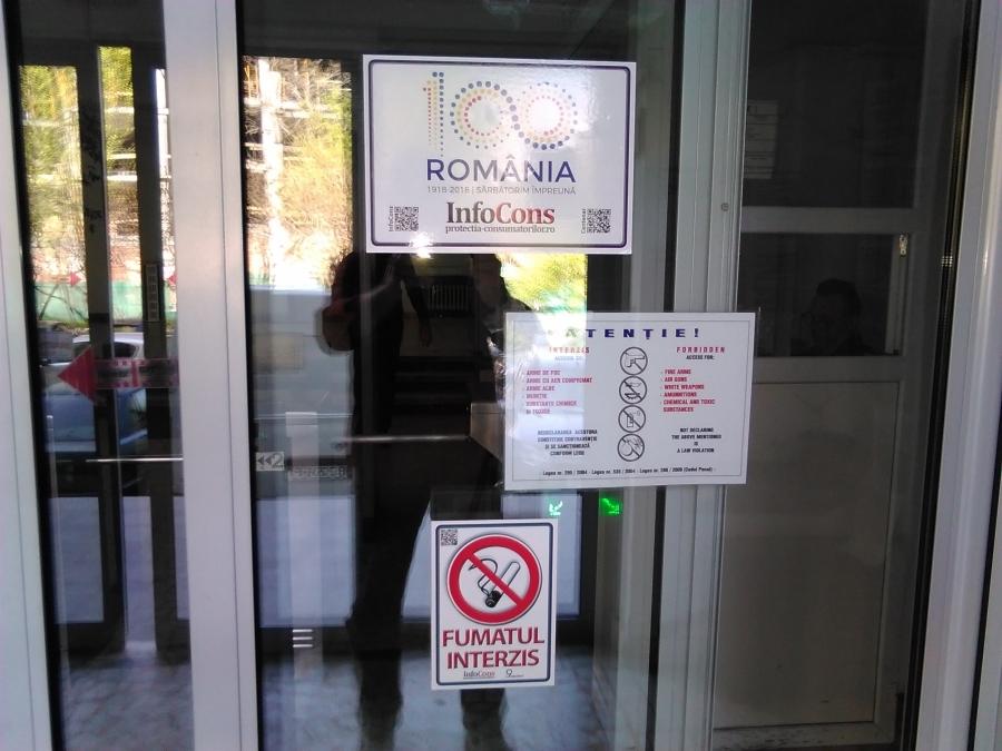 Ministerul de Finante - Aurelian Martinescu, Bucuresti InfoCons - Protectia Consumatorului