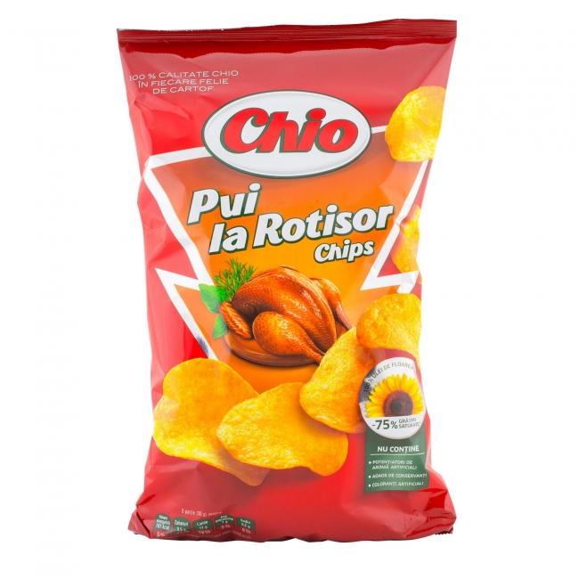 CHIO Chips Pui la Rotisor