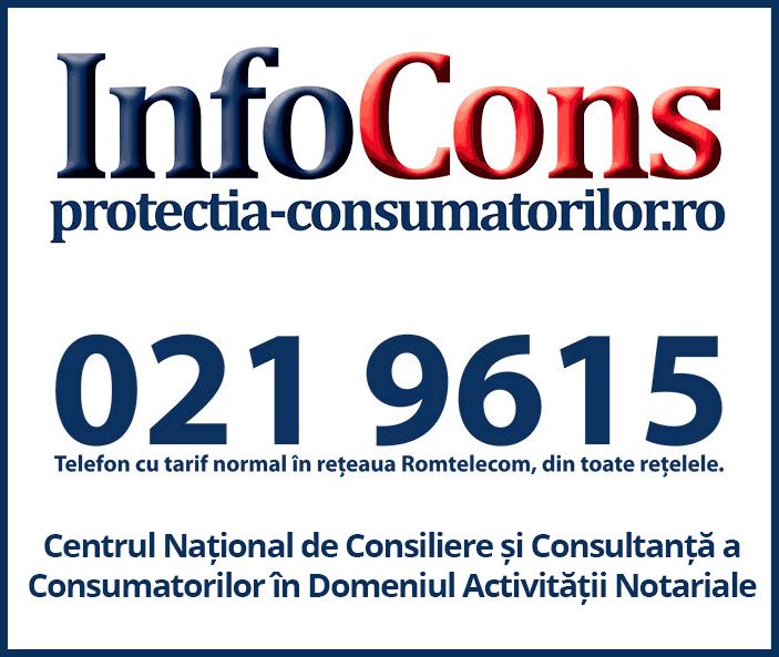 Centrul National de Consiliere si Consultanta a Consumatorilor in Domeniul Activitatii Notariale