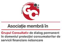 Asociație membră în Grupul Consultativ
