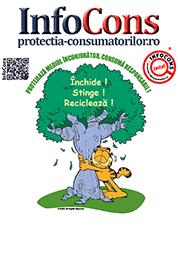 Protejeaza mediul inconjurator, consuma responsabil!