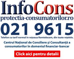 0219615 numar unic al centrului national de consiliere si consultanta a consumatorilor in domeniul financiar bancar