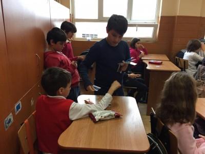 """A.N.P.C.P.P.S. Romania – InfoCons  se implica in activitatile desfasurate in cadrul Programului """"Scoala Altfel"""" - Scoala cu clasele I-VIII  nr. 45 """"Titu Maiorescu """" din Bucuresti"""